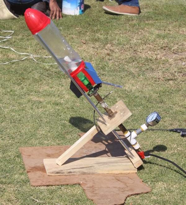 water rocket launcher