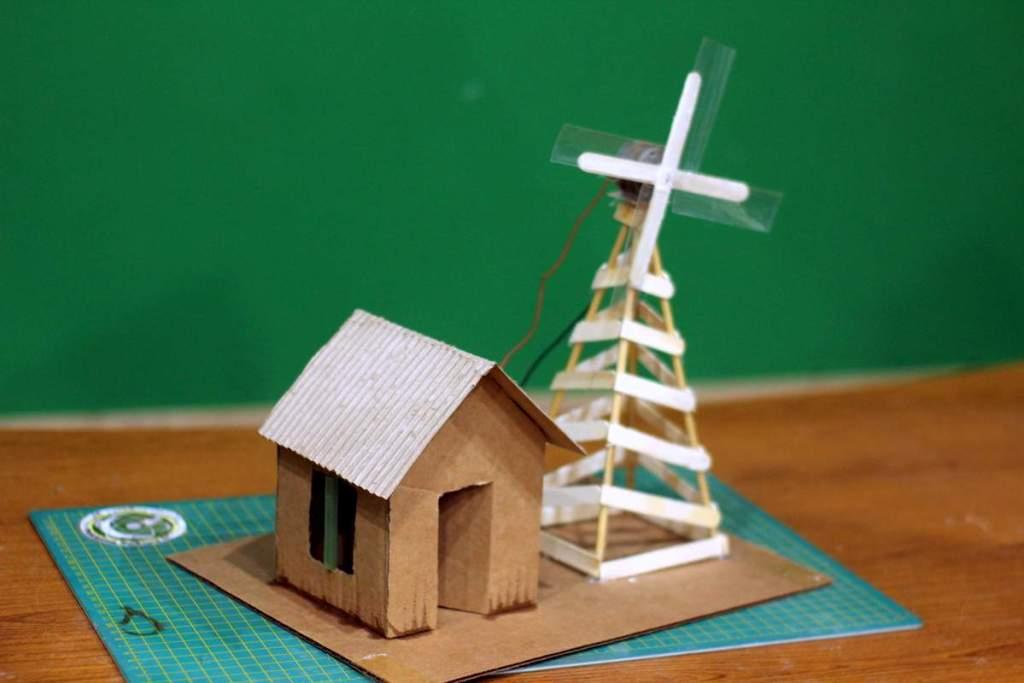 Wind Turbine Kit | School Science Project