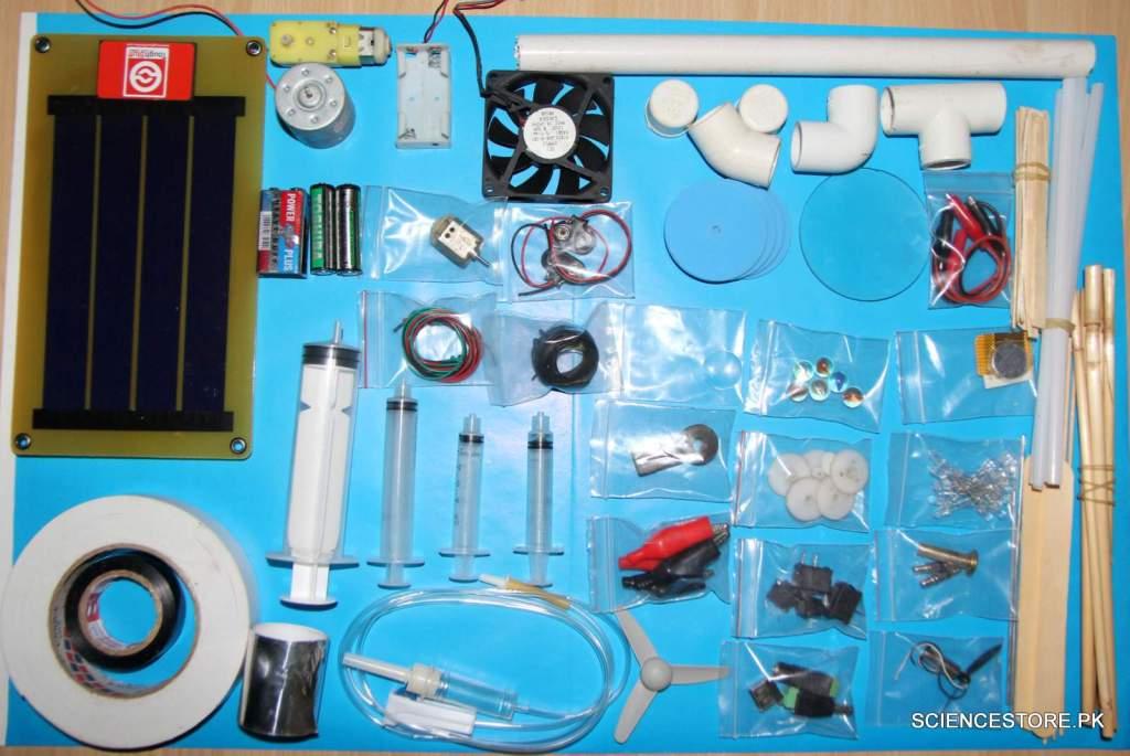 inventor box material