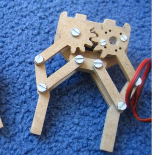 Robot Arm Clamp Claw