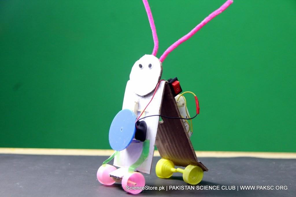 worm robotic kit