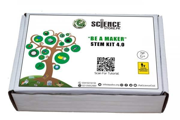 Be a maker STEM kit 4.0