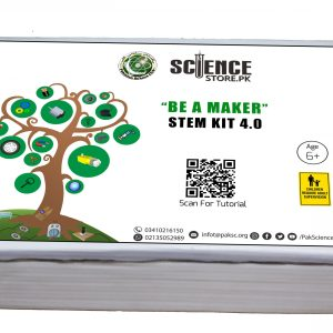 Be a maker STEM kit 4.0