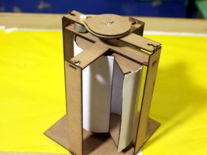 vertical axis wind turbine top view