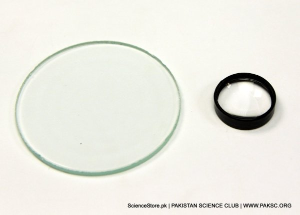 Telescope Objective lens and Eyepiece