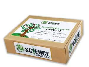 Electricity & Magnetism STEM Box Kit 5.0