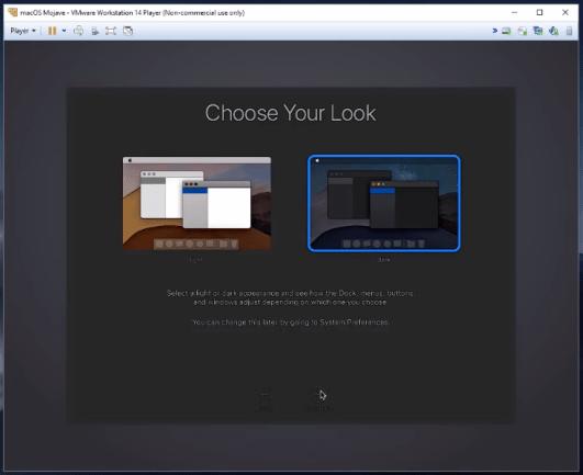 Install macOS  Mojave on VMware On Windows