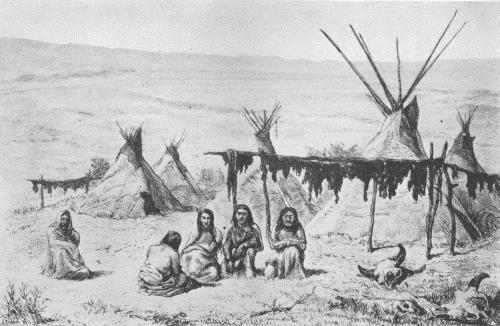 Image result for algonquin tribe
