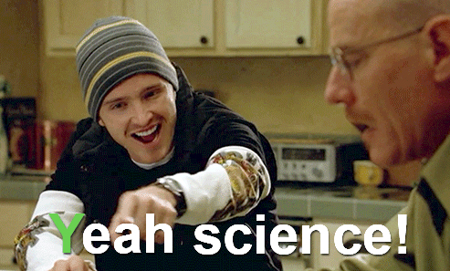 Breaking Bad yeah science