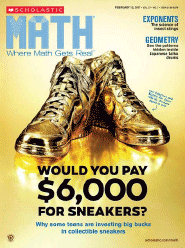 Scholastic Science World | The Current Science Magazine ...