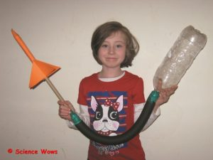 This is what your stomp rocket should look like