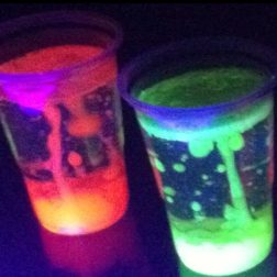 Glow in the dark 2