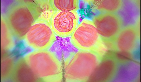 Fun Friday- Make a simple kaleidoscope