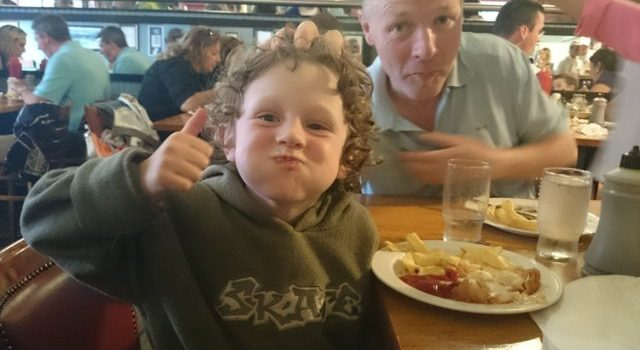 Silent Snaps – a family day out in Galway – Part 2… the food