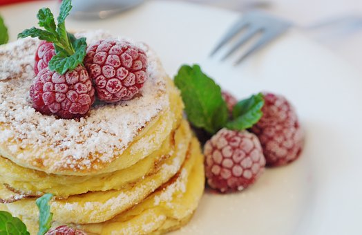 The perfect pancake formula