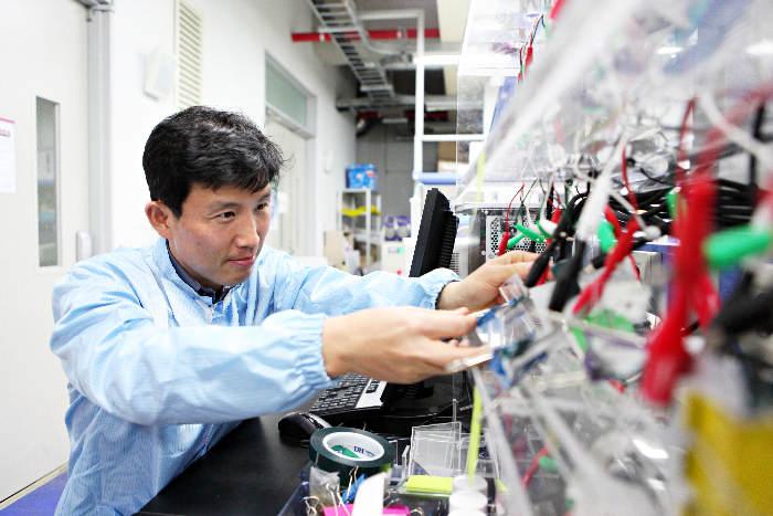 Prof. Jaephil Cho Credits: news.unist.ac.kr