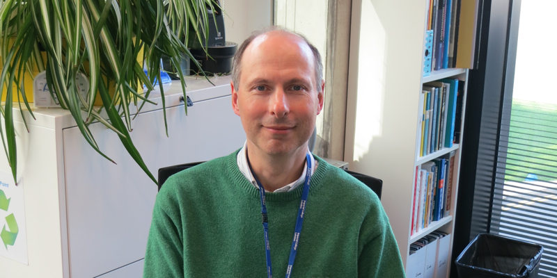 Professor Michael Seckl, from the Department of Surgery and Cancer at Imperial College