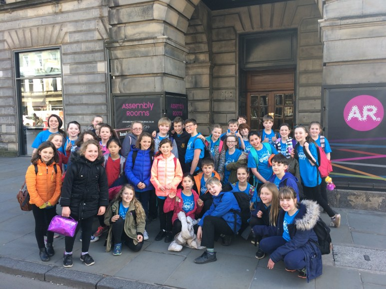 Sciennes Glee Club 2018 Assembly Rooms