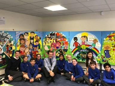 Children in Scotland Offices, Rosebery House