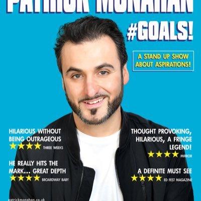 Patrick Monahan Goals