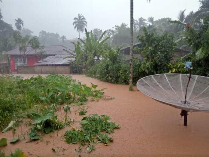 Banjir di Sumatera Barat