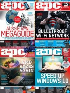 download APC – 2018 Full Year Issues Collection