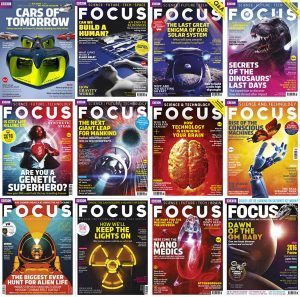 download BBC Focus - 2016 Full Year Collection