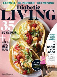 download Diabetic Living USA - June 2018