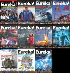 download Eureka Magazine – Full Year 2017 Collection