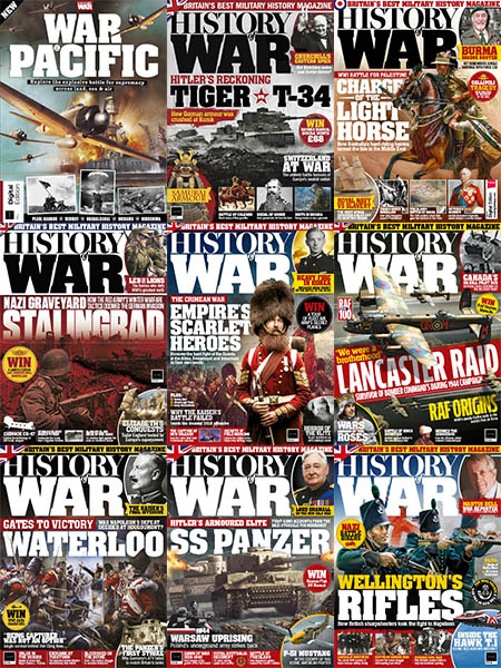 History-of-War-2018-Full-Year History of War - 2018 Full Year Collection