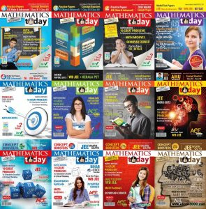 Mathematics Today - 2015 Full Year Issues Collection