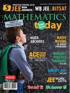 download Mathematics Today – March 2018