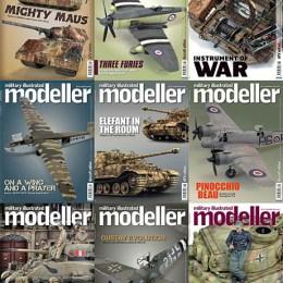scientificmagazines Military-Illustrated-Modeller-2018-Full-Year-Compilation Military Illustrated Modeller - 2018 Full Year Compilation Full Year Collection Magazines Military and Army  Military Illustrated Modeller