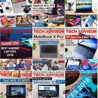 Tech Advisor – 2018 Full Year Issues Collection