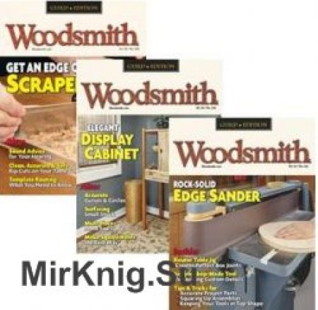 Woodsmith-Magazine-2018-Full-Year-Issues-Collection Woodsmith Magazine - 2018 Full Year Issues Collection