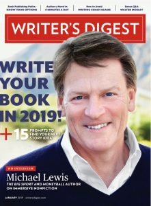 Writers-Digest-January-2019-221x300 download Writer's Digest - January 2019
