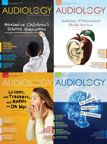 Audiology-Today-2018-Full-Year-Collection-1 Audiology Today - 2018 Full Year Collection