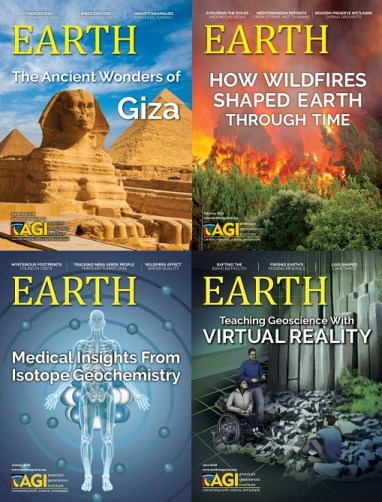 Earth-Magazine-2018-Full-Year-Collection Earth Magazine - 2018 Full Year Collection