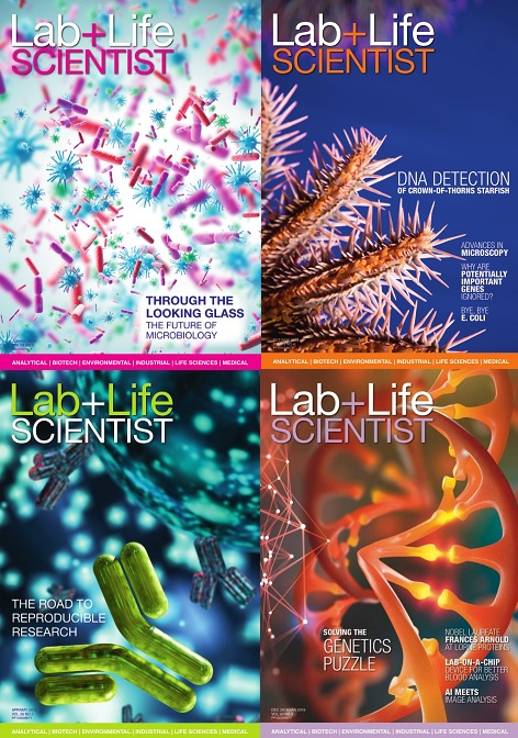 Lab+Life Scientist - 2018 Full Year Collection