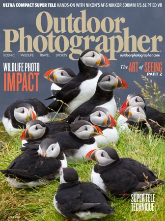 Outdoor-Photographer-April-2019 Outdoor Photographer - April 2019
