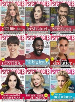 Psychologies UK - Full Year 2018 Collection