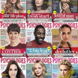 scientificmagazines Psychologies-UK-Full-Year-2018-Collection Psychologies UK - Full Year 2018 Collection Full Year Collection Magazines Psychology  Psychologies UK