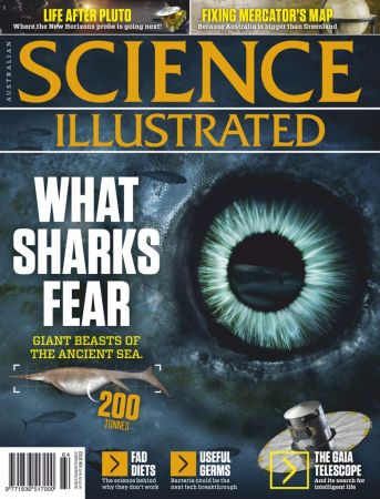 Science-Illustrated-Australia-ISSUE-64 Science Illustrated Australia - Issue 64 , 2019