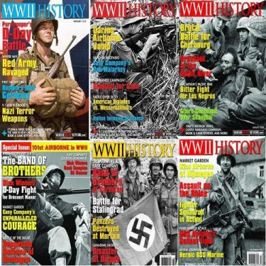 download WWII History - Full Year 2018 Collection