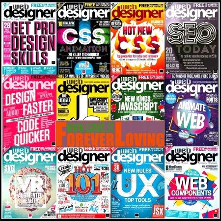 Web Designer UK - 2018 Full Year Collection