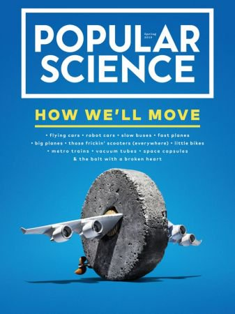 Popular-Science-USA-Spring-2019 Popular Science USA - Spring 2019