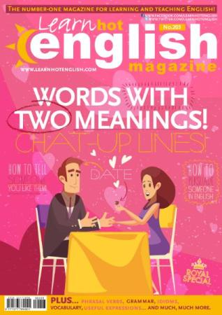 Learn-Hot-English-Issue-203-April-2019 Learn Hot English - April 2019