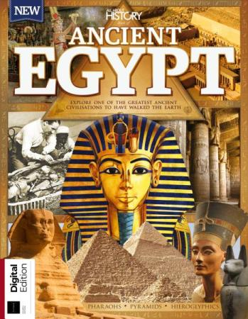 All About History: Book Of Ancient Egypt, 4th Edition 2018