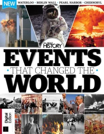 All About History: Book of Events That Changed The World, 5th Edition 2019