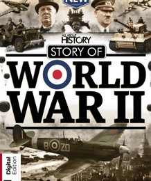 scientificmagazines All-About-History-The-Story-of-World-War-II-4th-edition-2019 All About History: The Story of World War II, 4th edition 2019 History  All About History